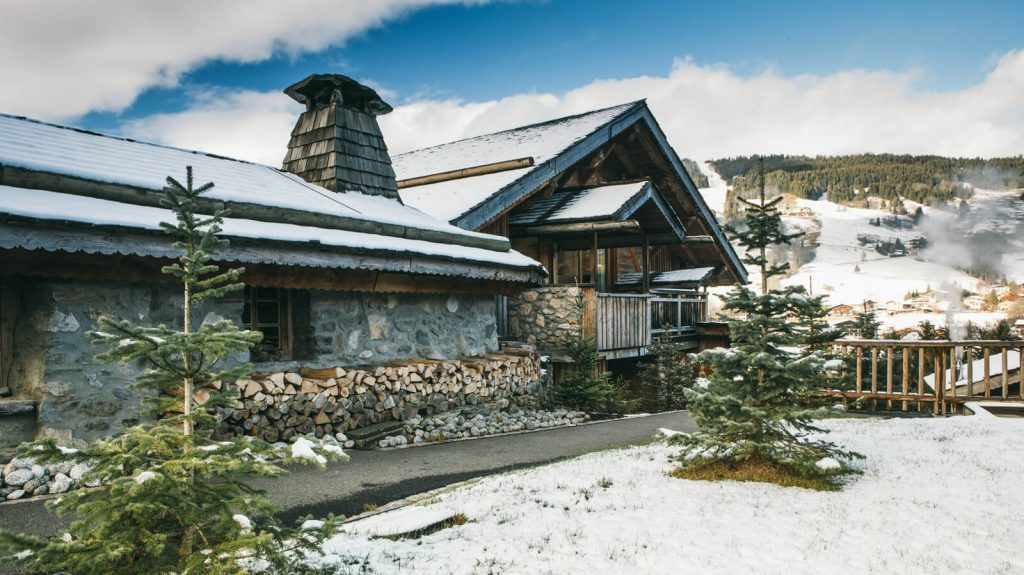 Le châlet Zannier - Hotel - Megève