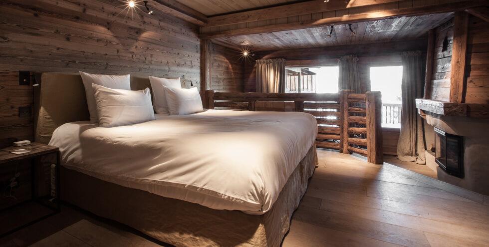 Le châlet Zannier - Prestige Room